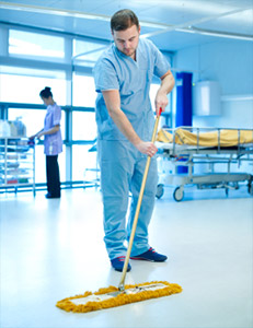 hospital-janitorial
