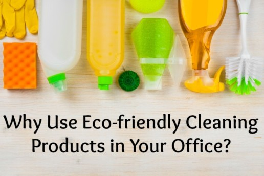 Benefits of Green Cleaning blog title