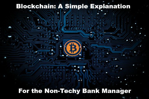 Blockchain Simple Explanation blog title