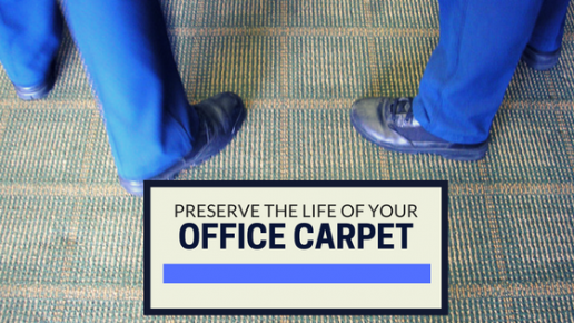 Preserve the Life of Your Office Carpet blog